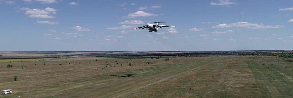 Россия восстановила аэродром в 30 км от границы с Украиной: самолеты садились на грунт