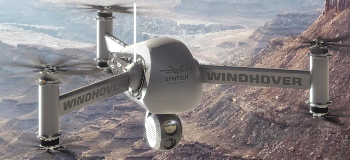 На вооружение ВСУ принят новейший мультикоптер Windhover - Минобороны одобряет эксплуатацию БПЛА