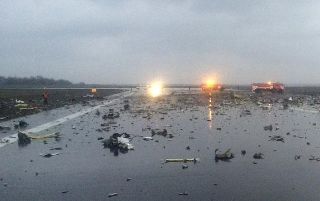 Смертельный рейс FZ981: началась идентификация останков пассажиров, погибших в Ростове-на-Дону