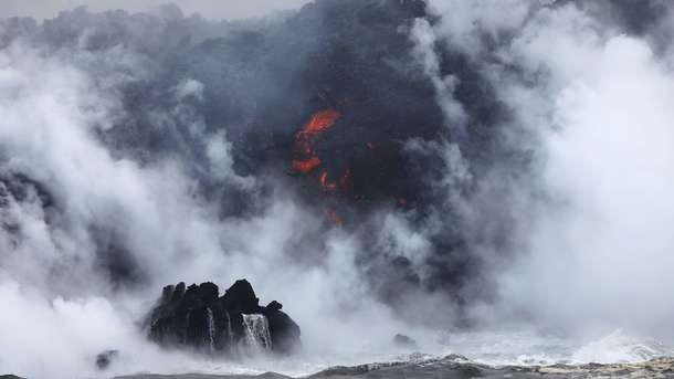 Гавайи, гавайские острова, килауэа, вулкан, лава, бедствие, извержение