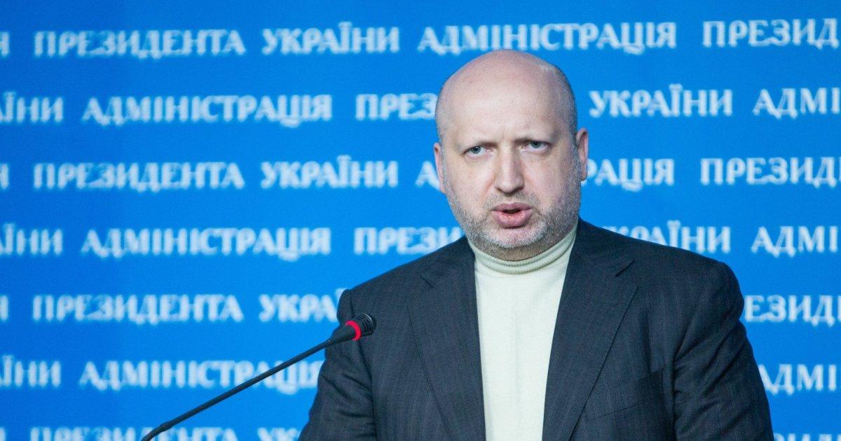 """Донбасс будет зачищен от террористов """"ДНР"""" и освобожден в 2017 году? Турчинов намекнул на переломный момент в войне с Россией"""