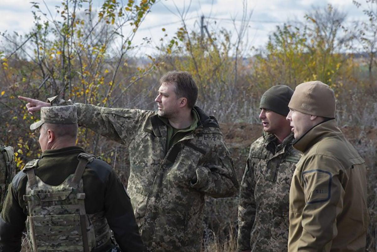 Разведение сил на Донбассе по всей территории: Минобороны выступило с заявлением