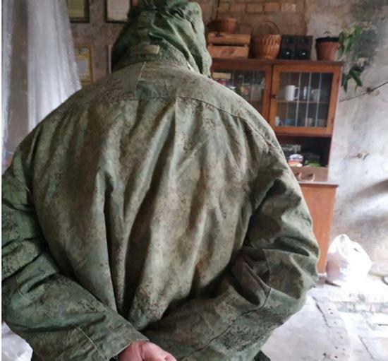В Киеве житель Донецка появился на улице в российском камуфляже и поплатился за это