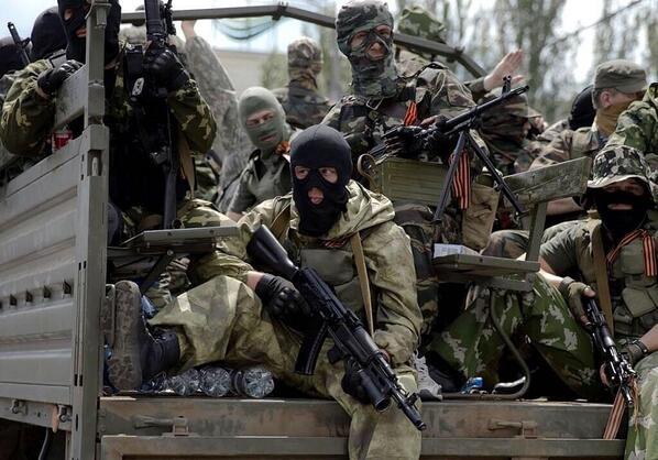 Кризис 'русского мира': Нацгвардия Путина прибыла на Донбасс, чтобы заставить боевиков 'ЛДНР' убивать с новыми силами - ГУР
