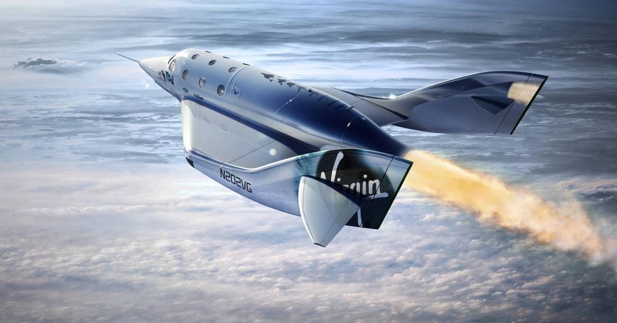 """У Илона Маска появился """"конкурент"""": еще одна частная компания запустила пилотируемый космический корабль"""
