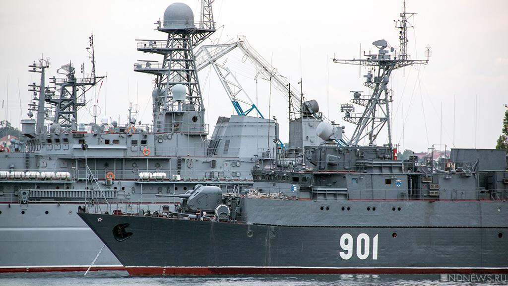 У Путина начали пугать Украину постоянным присутствием в Черном и Азовском морях - РФ готовит Черноморский флот