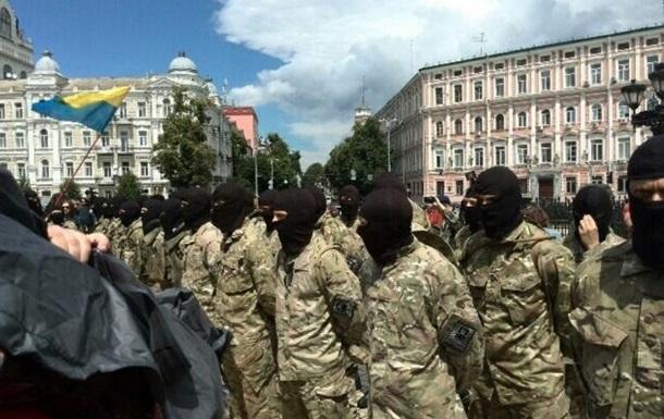 """СМИ пообщались со шведами, воюющими в батальоне """"Азов"""""""