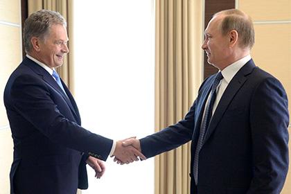 Россия и Финляндия ввели ограничения на совместной границе