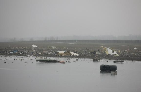 В ростовском аэропорту все поисково-спасательные работы прекращены