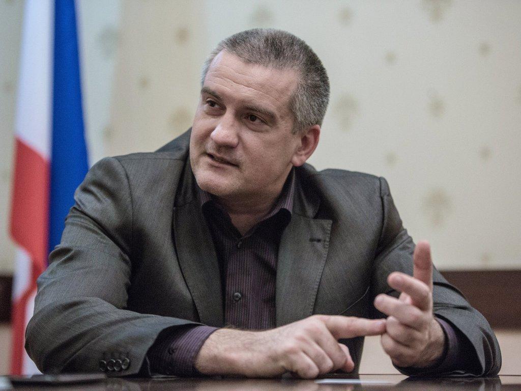 Аксенов сравнил годовщину незаконного референдума в Крыму с Днем победы