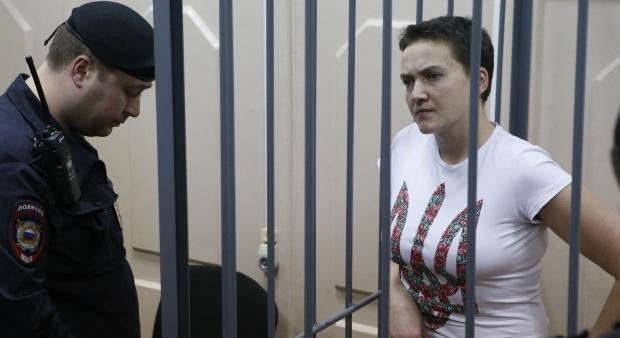 В знак протеста против ареста Савченко к голодовке присоединяются многие евродепутаты