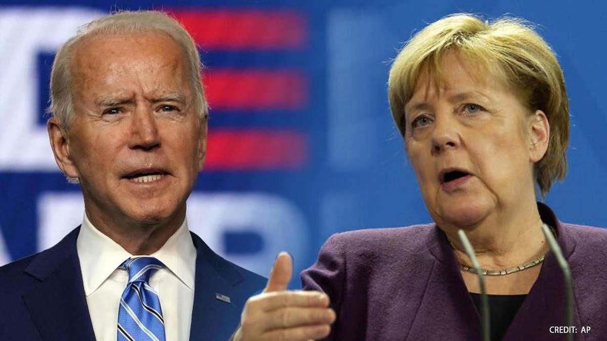 """""""Израиль имеет право защищаться"""", – Байден и Меркель поддержали ЦАХАЛ и осудили ХАМАС"""
