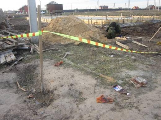 На стройке под Киевом взорвался ящик с боеприпасами: есть тяжелораненые