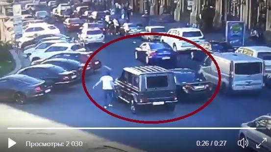 Журналистка рассказала о состоянии нардепа Найема после драки в Киеве: кадры с началом конфликта