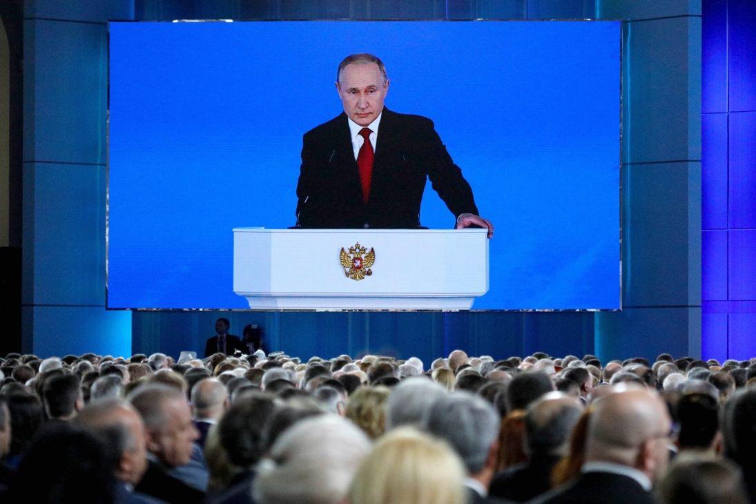 Послание Путина к Федеральному собранию -  Украина и Беларусь под большой угрозой