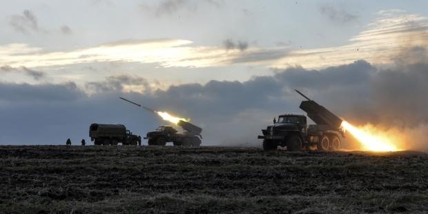 Пресс-центр АТО: Незаконные вооруженные формирования Донбасса планируют провокации