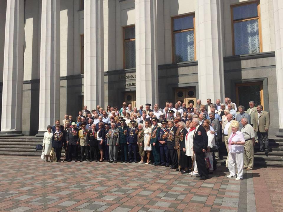 Наталья Королевская, Женщины за мир, Верховная рада, ветераны, Вторая мировая война, новости
