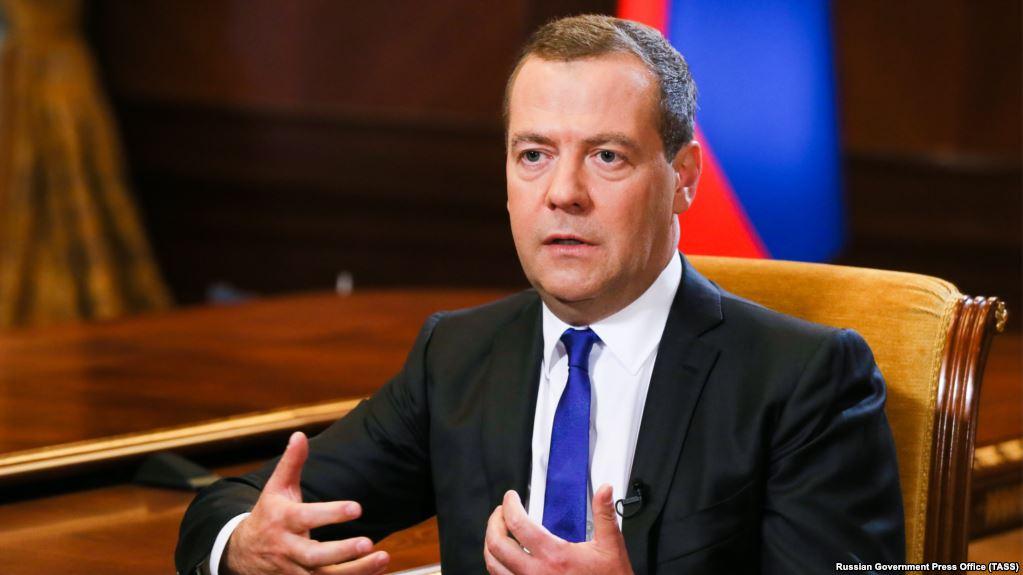 Дмитрий Медведев, РФ, санкции, инфляция, бедность