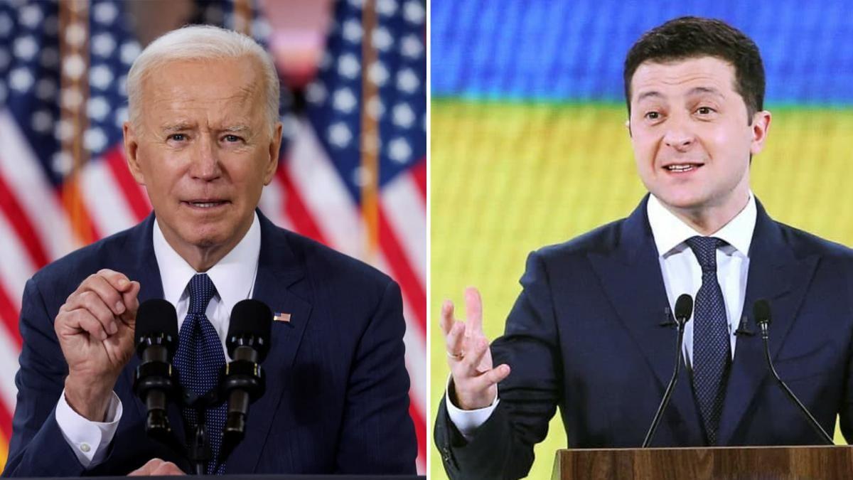 Посол Украины в США рассказала о подготовке встречи Зеленского и Байдена