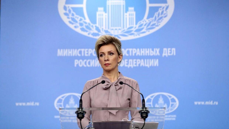 """""""Гумпомощь"""" из России в США: Мария Захарова наконец призналась, кто за что заплатил"""