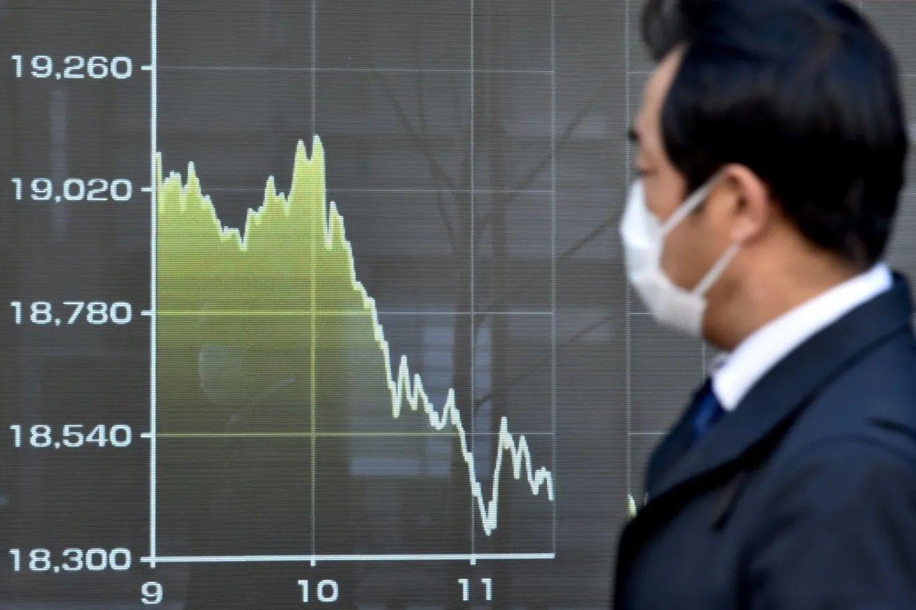 Мир на грани нового глобального финансового кризиса, который может прийти из Азии