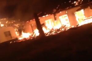 Дагестанские боевики атаковали село Джули - местная школа в руинах, обстрелян дом и ограблен магазин