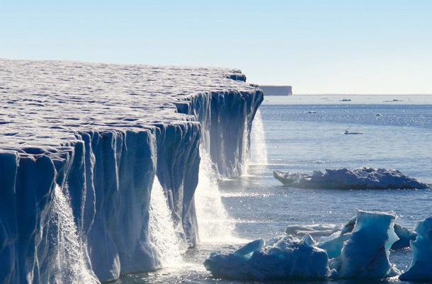 Глобальное потепление - не миф: за ближайшие 80 лет уровень мирового океана поднимется более чем на 3 метра