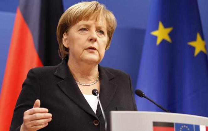 Украина, Германия, Франция и Россия в скором времени обсудят в рамках телефонного разговора ситуацию на Донбассе, - Меркель