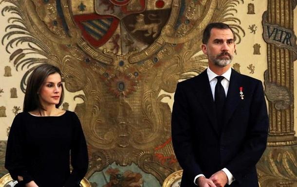 Король Испании Филипп VI назвал незаконным референдум в Каталонии
