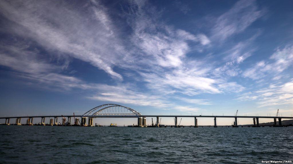 крым, аннексия, керченский мост, мост в крыму, россия