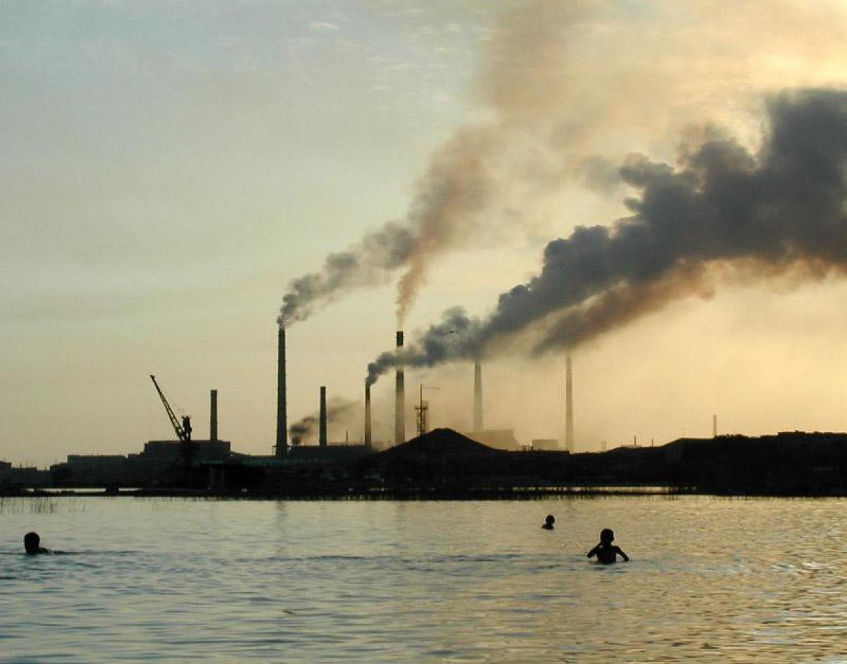 Экологическая катастрофа на Донбассе угрожает странам Европы и двум морям