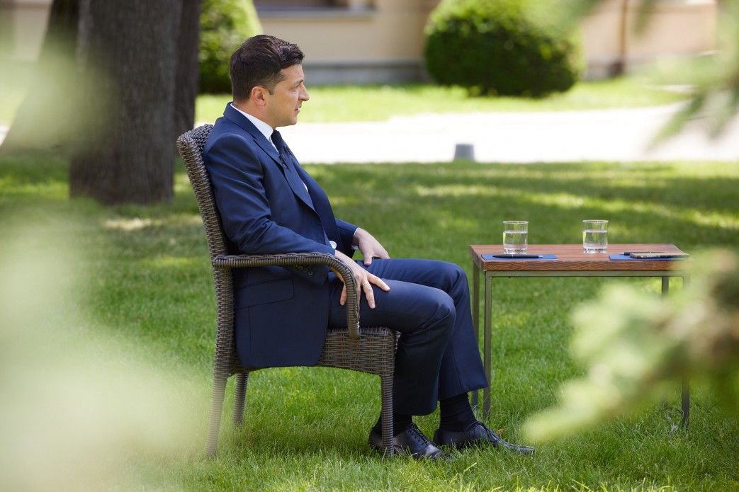 """""""Несколько блоков"""", – Зеленский назвал темы, которые поднимет в Вашингтоне на встрече с Байденом"""