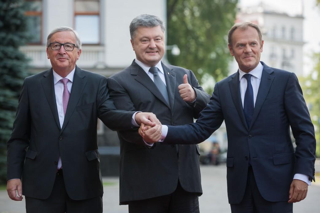 """""""Это последнее """"прощай"""" Советскому Союзу и Российской империи - Украина возвращается в семью европейских народов"""", - Порошенко на заседании саммита Украина - Евросоюз произнес мощную речь, которая всех повергла в шок"""