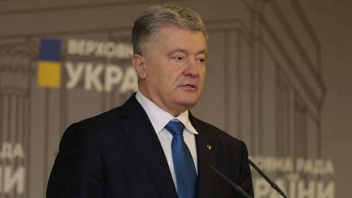 """Порошенко призвал не признавать легитимность """"фарса"""" Кремля: """"Путин зарвался"""""""