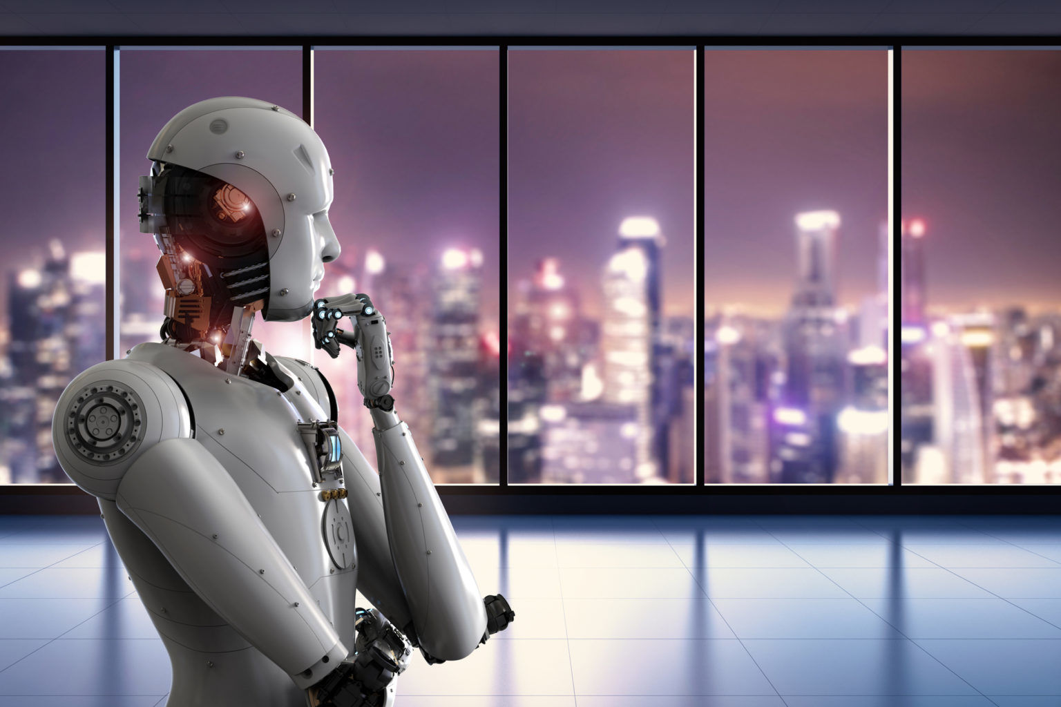 Три закона робототехники Азимова: будут ли роботы господствовать над человечеством в Солнечной системе