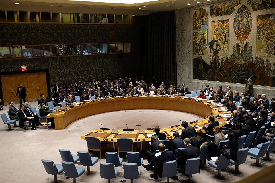 Россия продолжает свою преступную политику в ООН: представитель РФ заблокировал в Совбезе ООН резолюцию по химическим атакам в Сирии