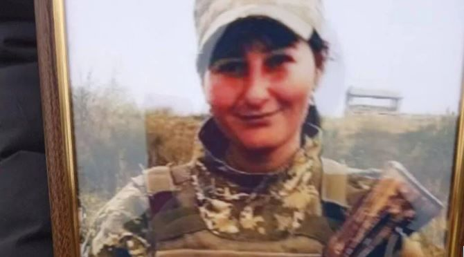 На Донбассе найдено тело военной ВСУ Виктории Слободянюк: без мамы остались двое детей, детали