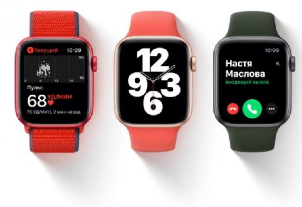 Apple Watch Series 6: инновационные решения, представленные в 2020 году