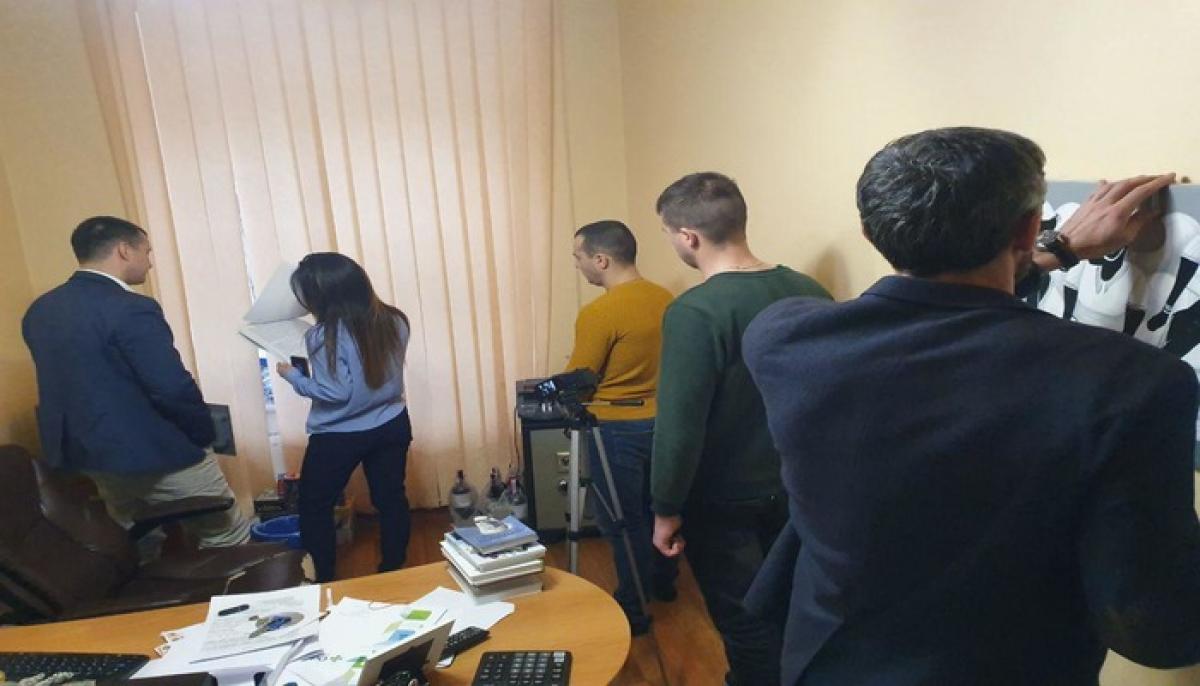 НАБУ, Одесса, телеканал, обыски, САП, Гончаренко