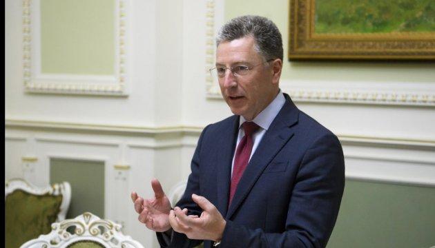 Курт Волкер рассказал, какими способами наилучше реинтегрировать Донбасс обратно в Украину