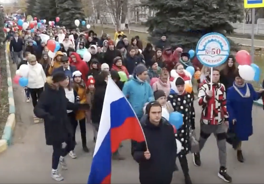 новости Донецка, донбасс, днр, новости, украина, день единства, сепаратисты, Кураев