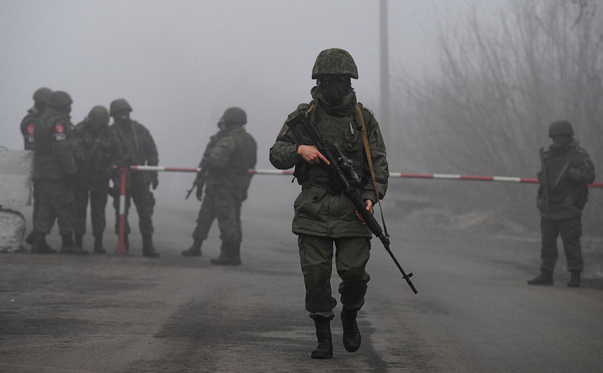"""Россия готова сесть с Украиной за стол переговоров по """"Плану действий"""" по Донбассу"""