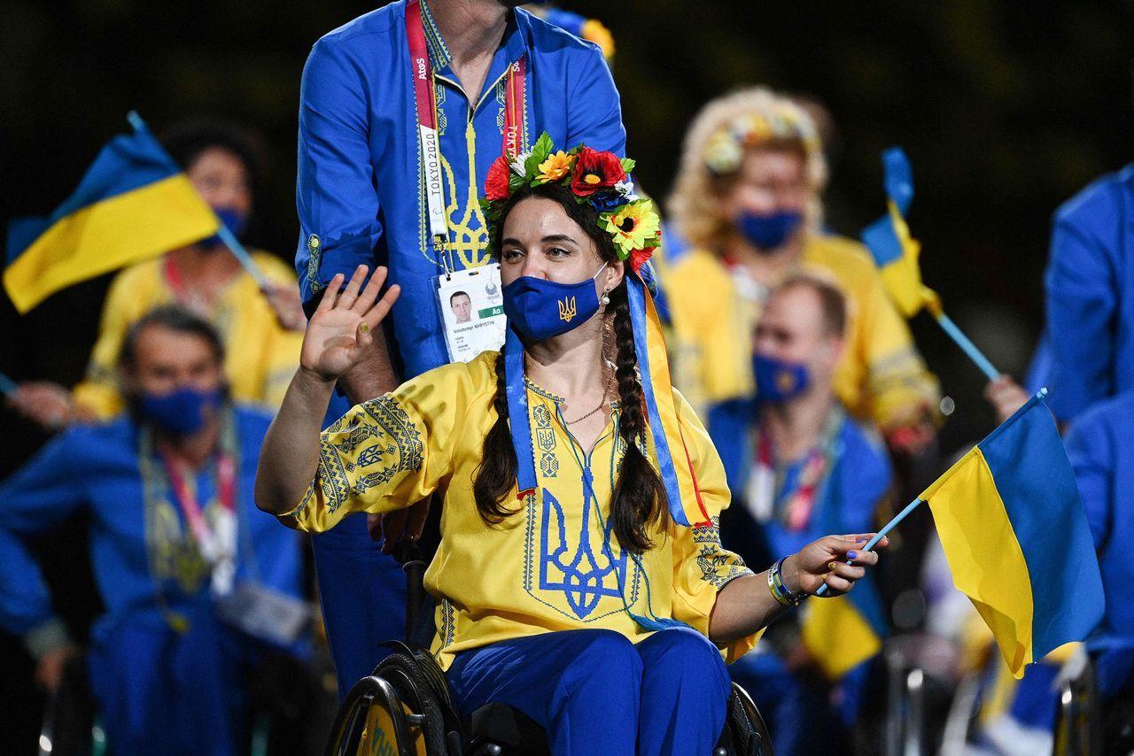 Украина завоевала 17-ю золотую медаль и вырвалась на 4-е место в общемировом медальном зачете на Паралимпиаде