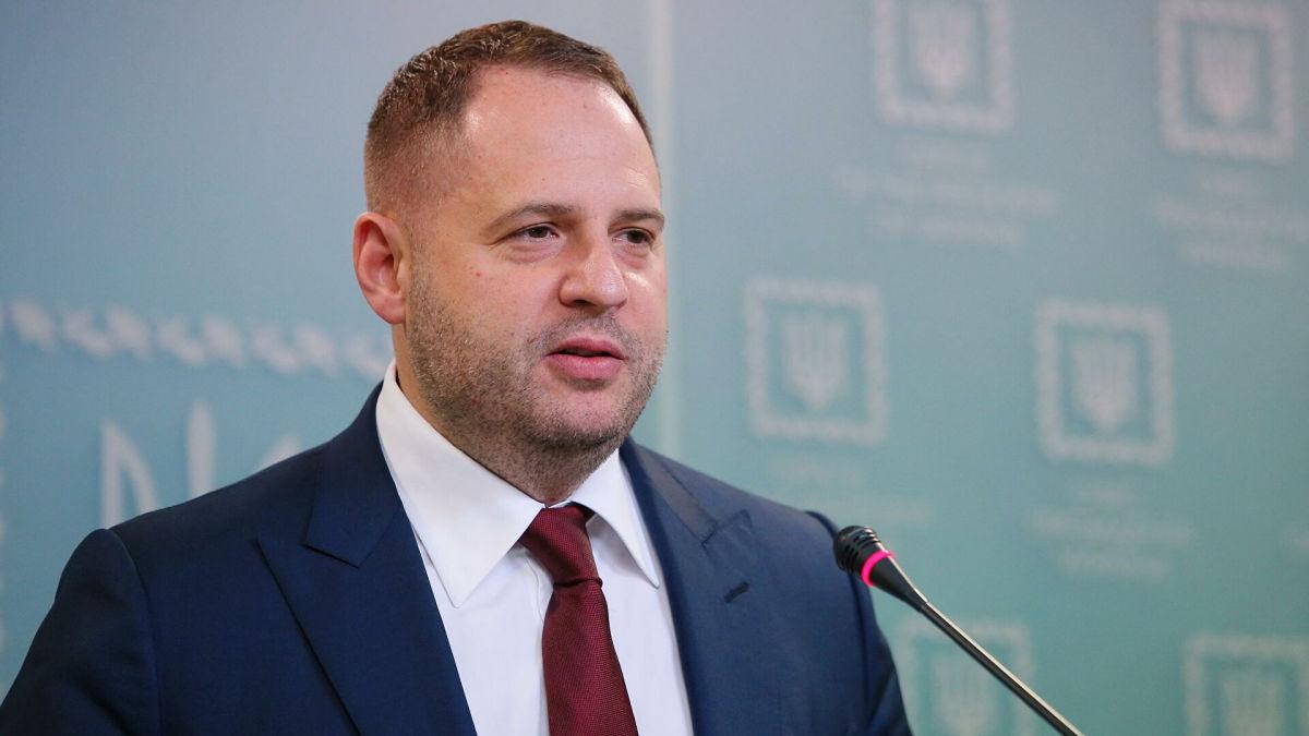 """""""Россия нанесла первый удар по Украине, используя """"Северный поток - 2"""""""", - Ермак"""