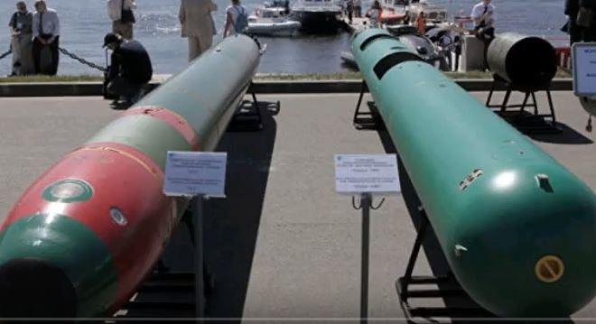 """Кадры: в России похвастались ядерным беспилотником, который """"напугал"""" США - подробности"""