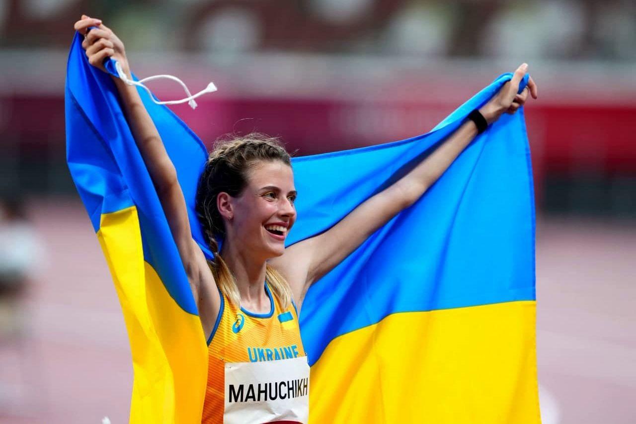 """Еще одна """"бронза"""": прыгунья Магучих завоевала 18-ю медаль Игр - 2020 для Украины"""