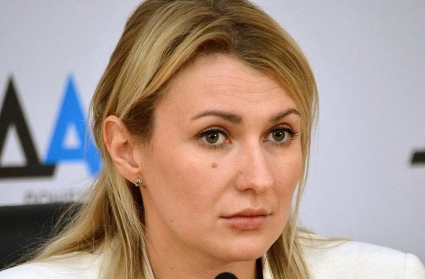днр, донбасс, морозова, омбудсмен, захарченко, тинянский, скандал