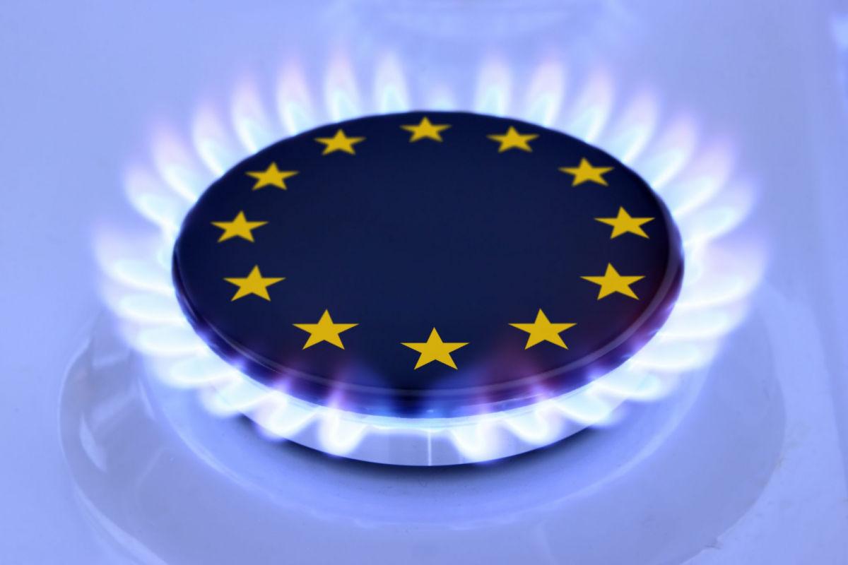 Цена на газ в Европе лишь за сутки подскочила на $100 и установила рекордный показатель