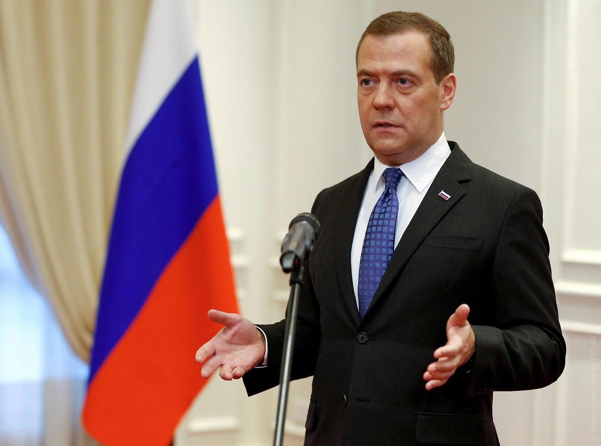 Медведев сделал обращение к Украине по итогам выборов
