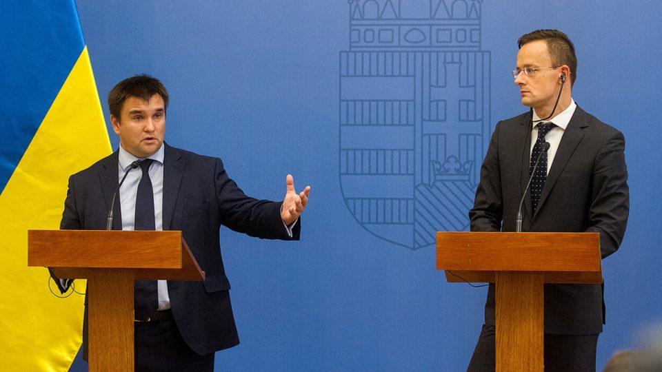 Венгрия готова уступить Украине: результаты встречи глав МИД Климкина и Сийярто - кадры